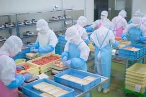 食肉加工工場